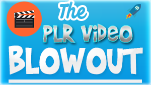 Unrestricted PLR Videos Blowout