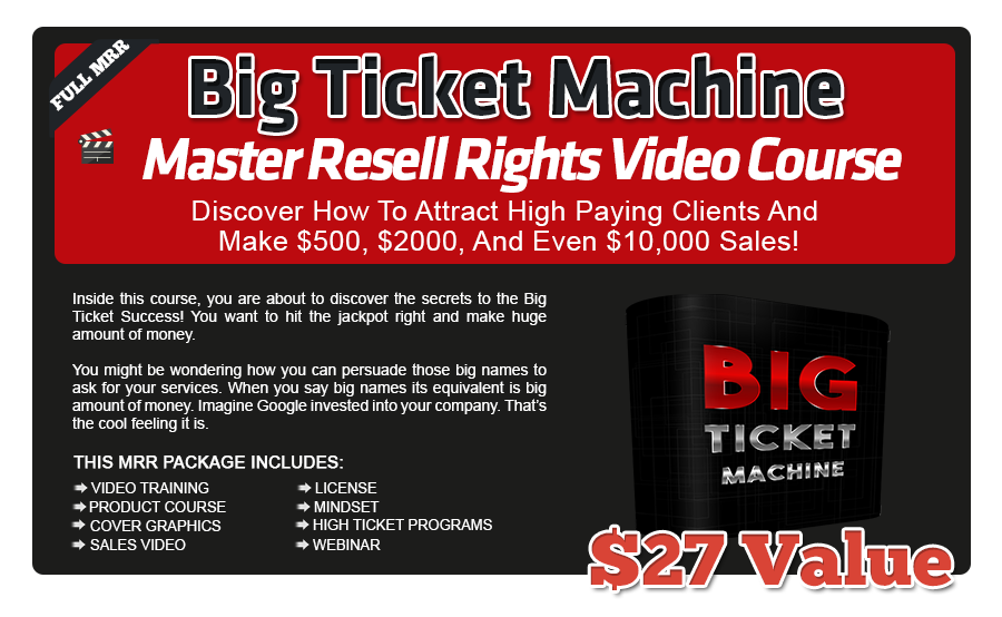 Resell Rights Blowout V1 Best Resell Rights Products Bundle 2016